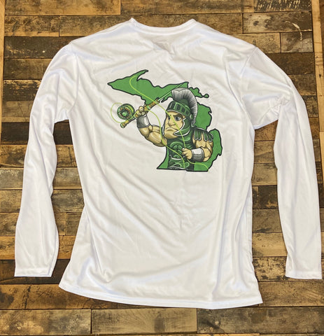 MSU Fly Fishing Club Shirt