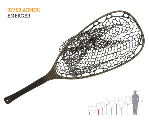 River Armor Emerger Net