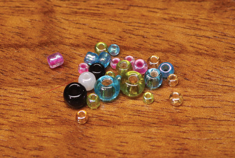 Tyers Glass Beads Large