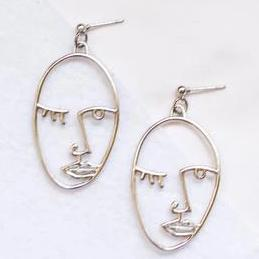 Wink Earrings - FREE
