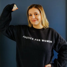 'Justice for Women' Sweatshirt