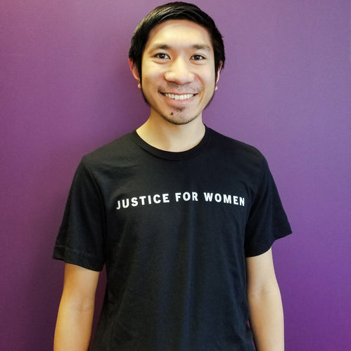 'Justice for Women' Tee