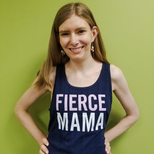 'Fierce Mama' Tank Top