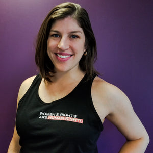 'Women's Rights are Human Rights' Tank Top