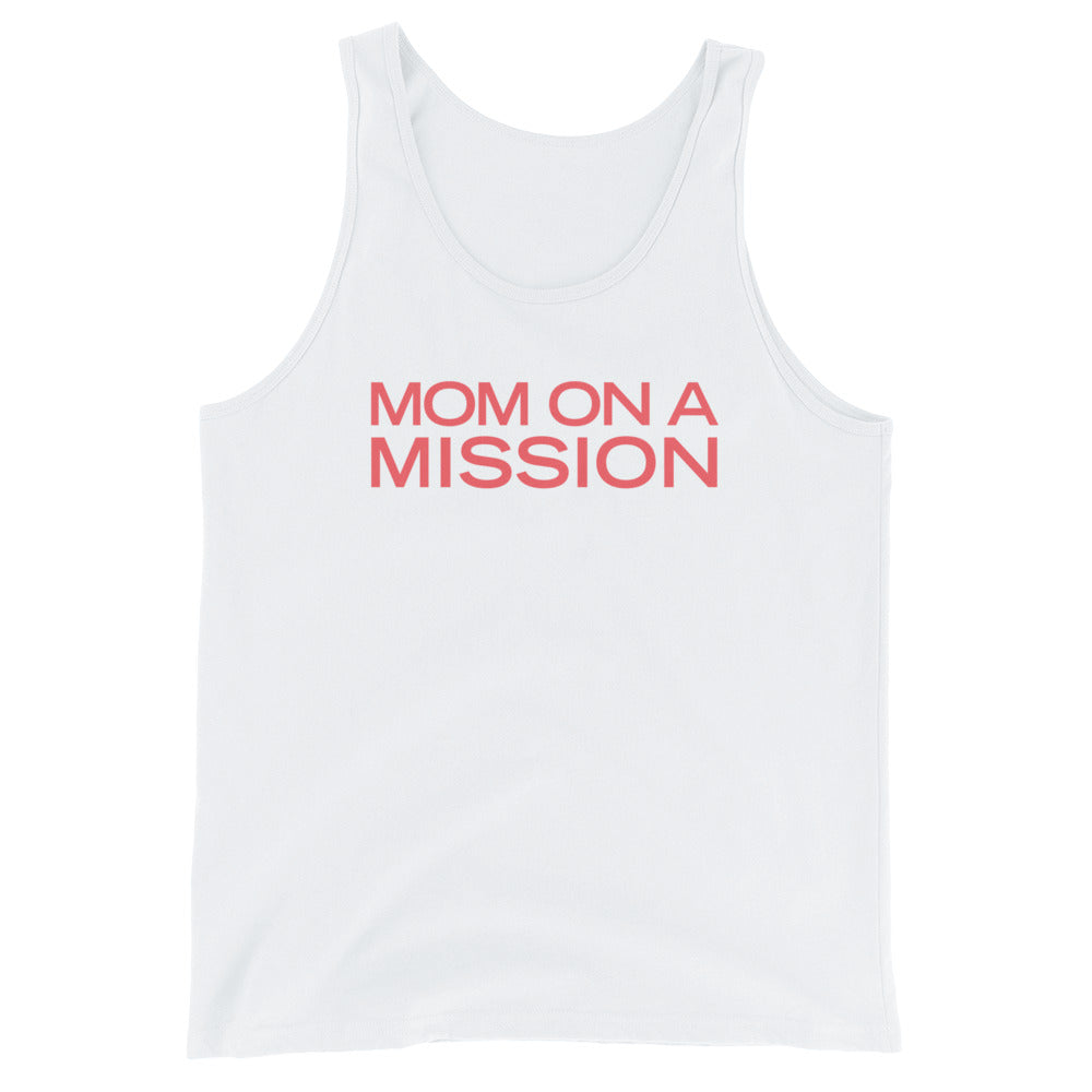 'Mom on a Mission' Tank Top