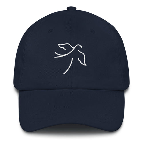 Tahirih Dove Embroidered Baseball Cap