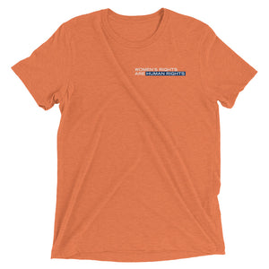 'Women's Rights are Human Rights' Orange Tee