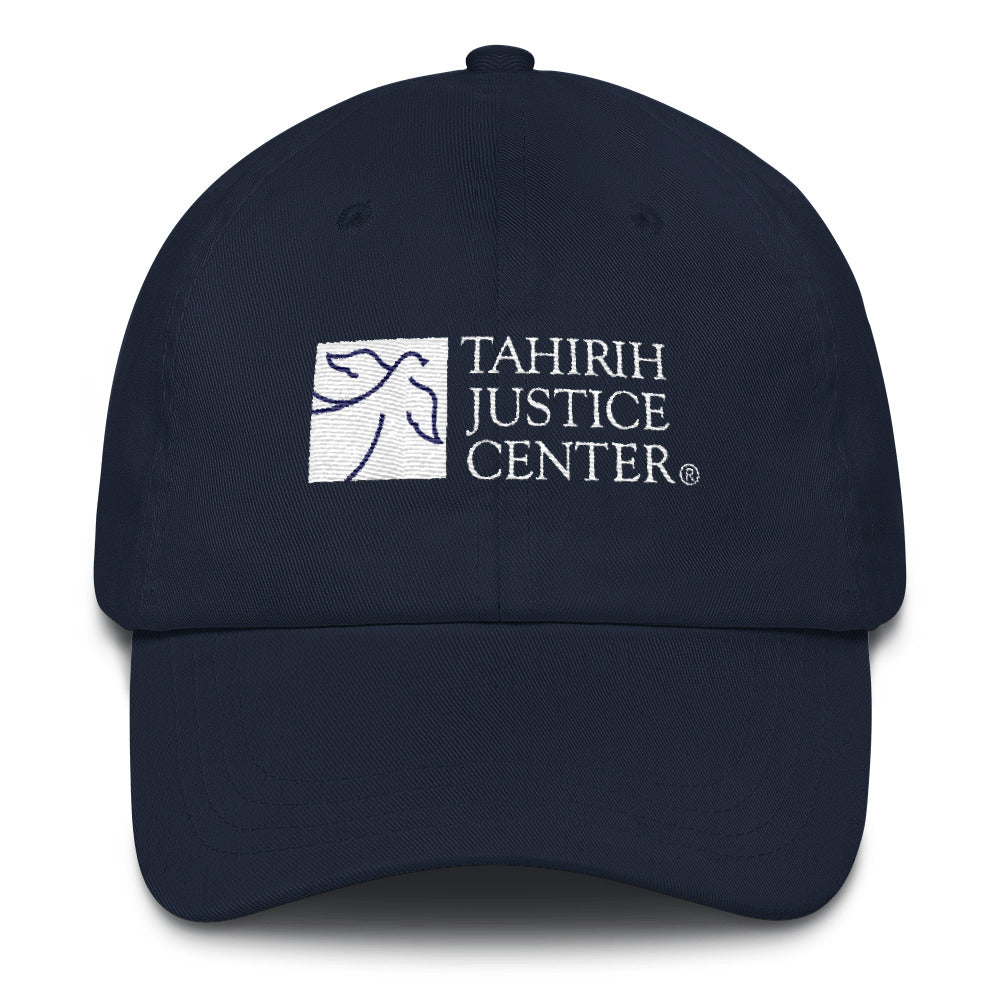 Tahirih Logo Embroidered Baseball Cap