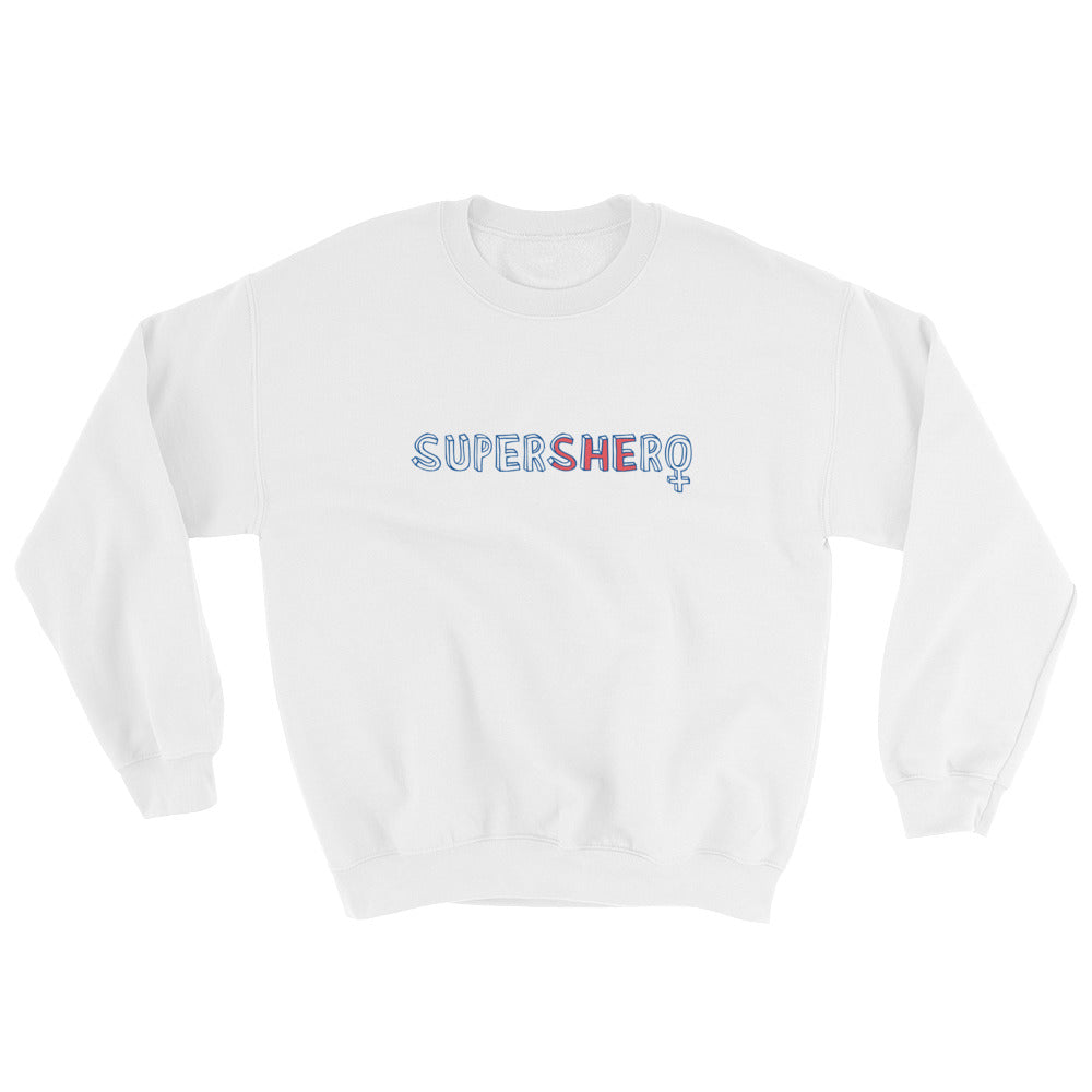 'SuperSHEro' Sweatshirt