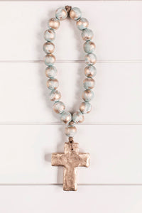 Nancy Chunky Blessing Beads -GD