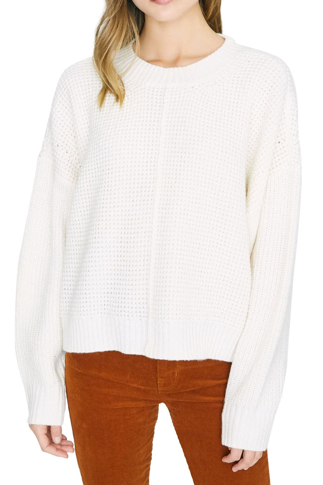 Moonstone Sorry Not Sorry Sweater
