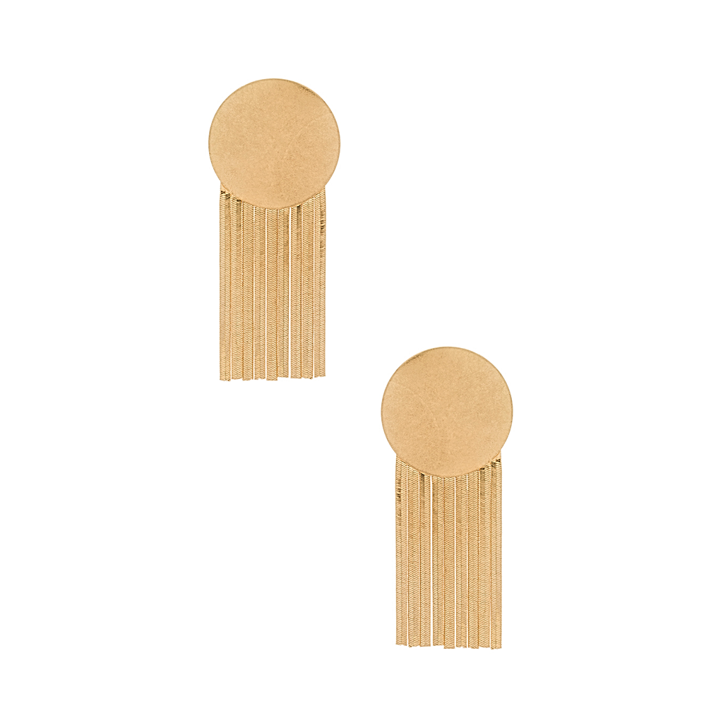 Eve Gold Earrings