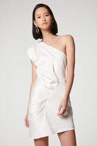 Mercury One Shoulder Dress
