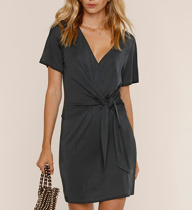 Black Knot Elliot Dress