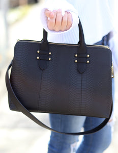 Milan Structured Bag