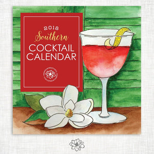 2018 Southern Cocktail Calendar