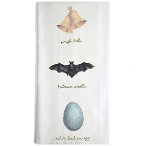 Bells Bat Egg Towel