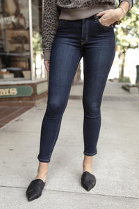Aline High Rise Skinny Jeans