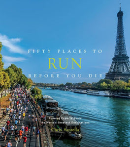 Fifty Places to Run Book