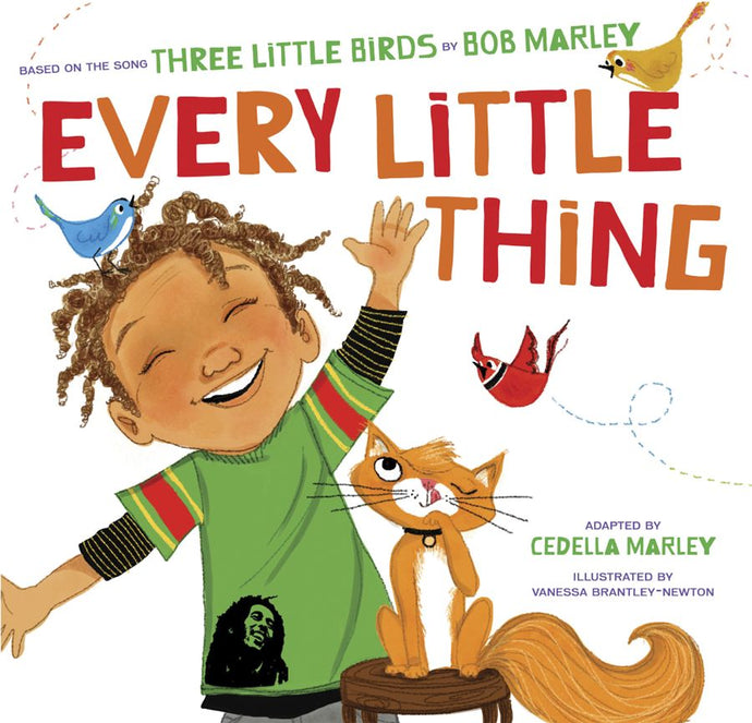 Every Little Thing Book