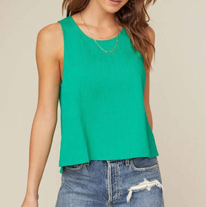 Emerald Green Berlin Top