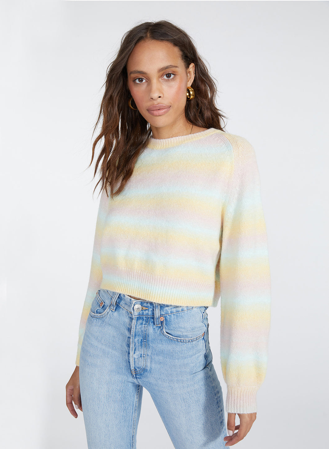 Rainbow Crazy On You Sweater