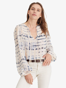 Spring Side Blouse