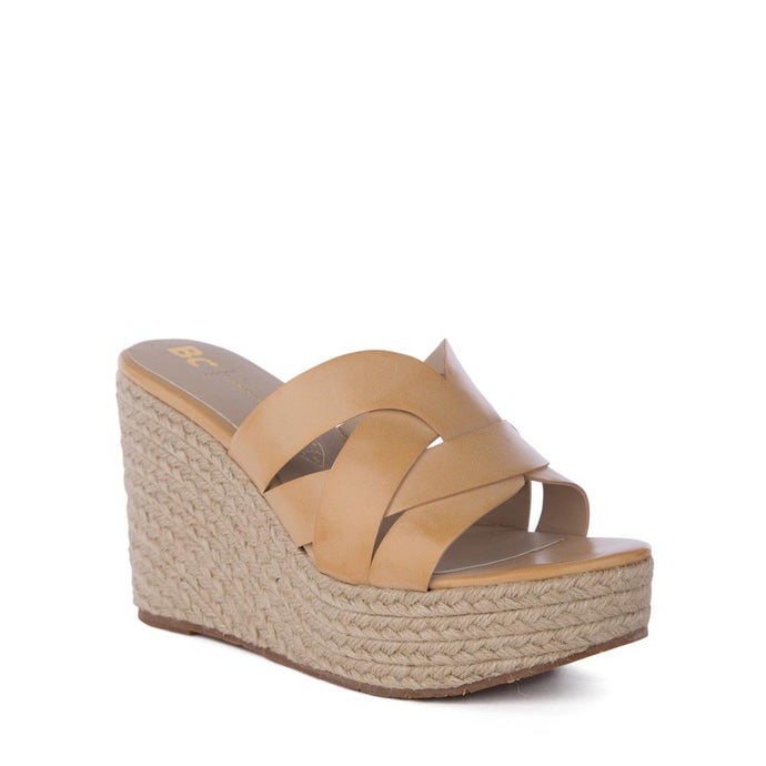 Eden Natural Wedge