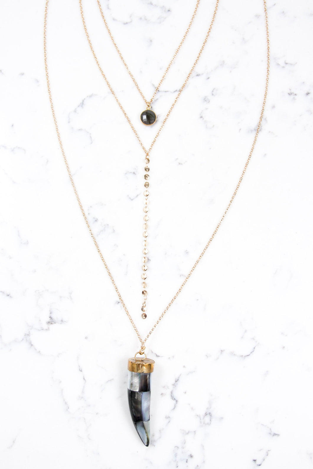 MR Francesca Layering Necklace