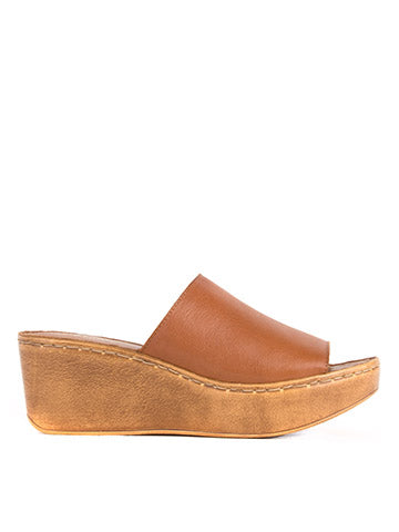 Whiskey Platform Slide Wedge
