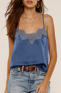 Cami w/ Lace Detail