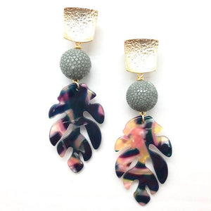 JoJo Stingray Earrings