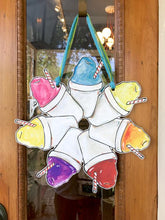 Sno Ball Door Wreath