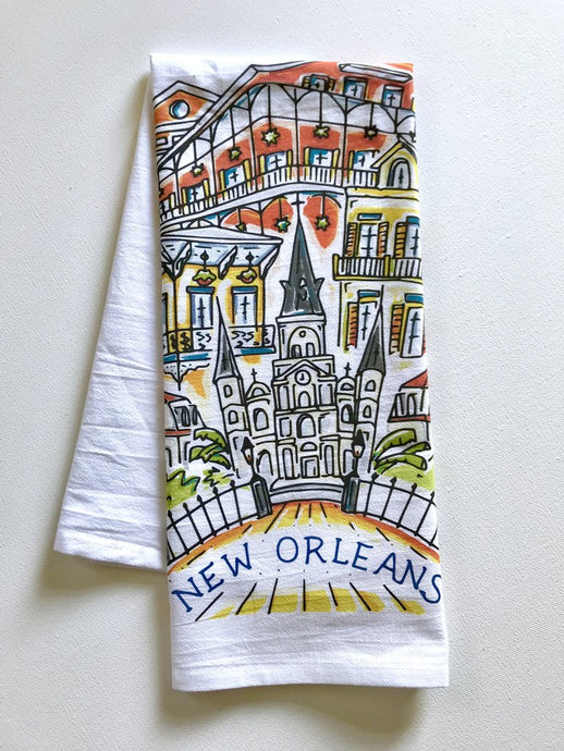 New Orleans Towel