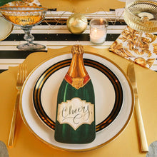 Champagne Table Accent