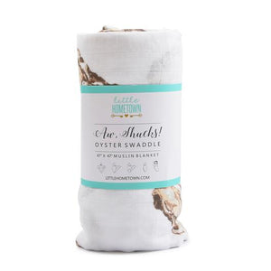 Aw Shucks! Oyster Swaddle