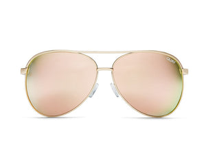 GD Vivienne Sunnies Gold/Rose