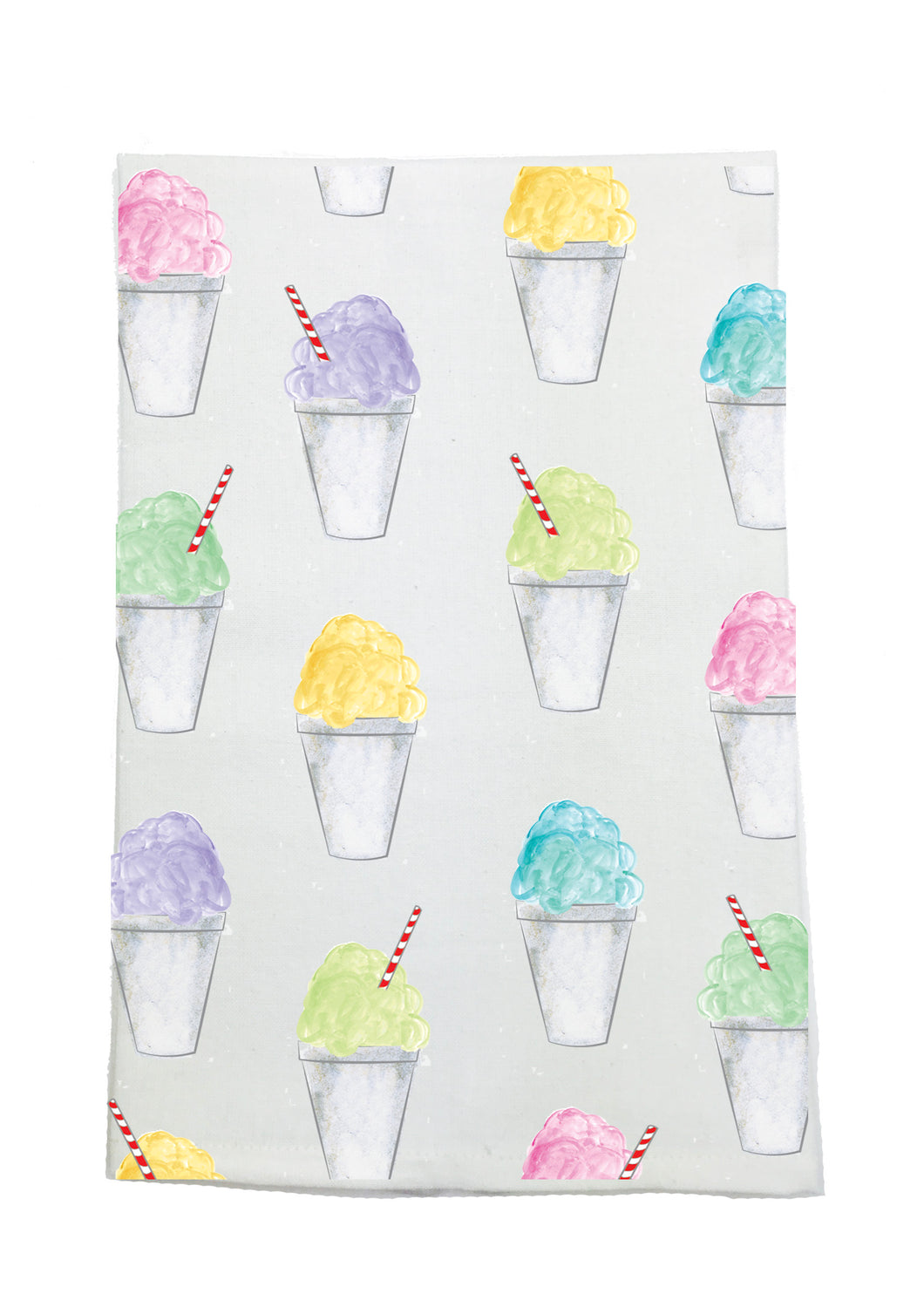 GD Snoball Kitchen Towel