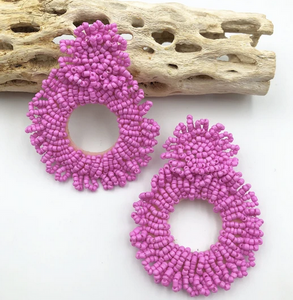 Stella Beaded Earrings