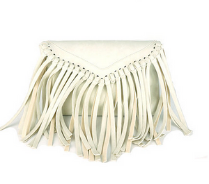 GD Boho Fringe Crossbody