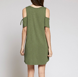 Lakeside T-Shirt Dress