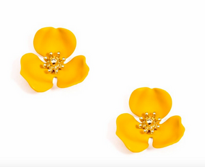 Small Flower Studs
