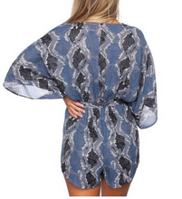 Royal Snake Romper