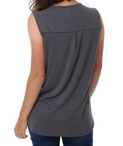 Soft Surplice Tank