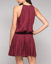 Rouched Waist Dress