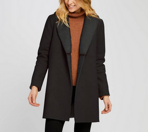 Windsor Black Coat