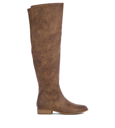 Height Knee High Boot
