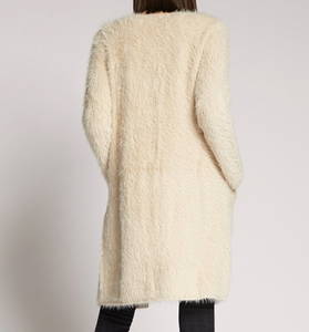 Champagne Soft City Coat