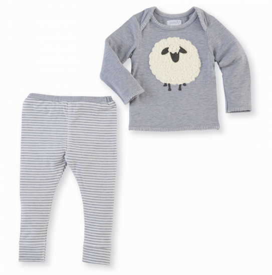 Sheep 2 Pc Set
