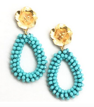 Luna Flower Earrings